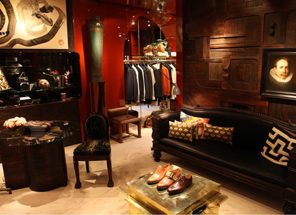 Male Boutique on LOOKLIVELUXE Blog