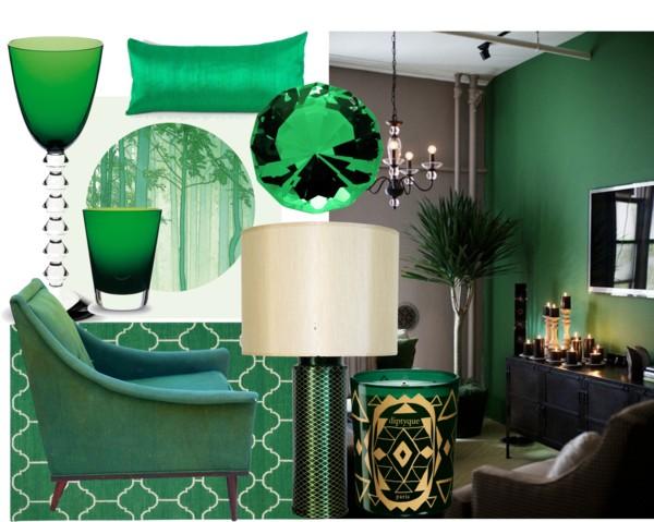 Smaragdgrün-Trendfarbe-2013-pantone-einrichtung-dekoration-innendesign