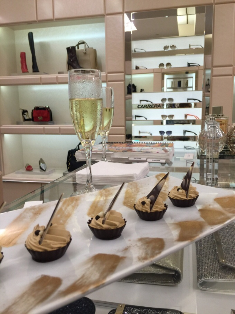 Jimmy Choo event at Mall At Millenia