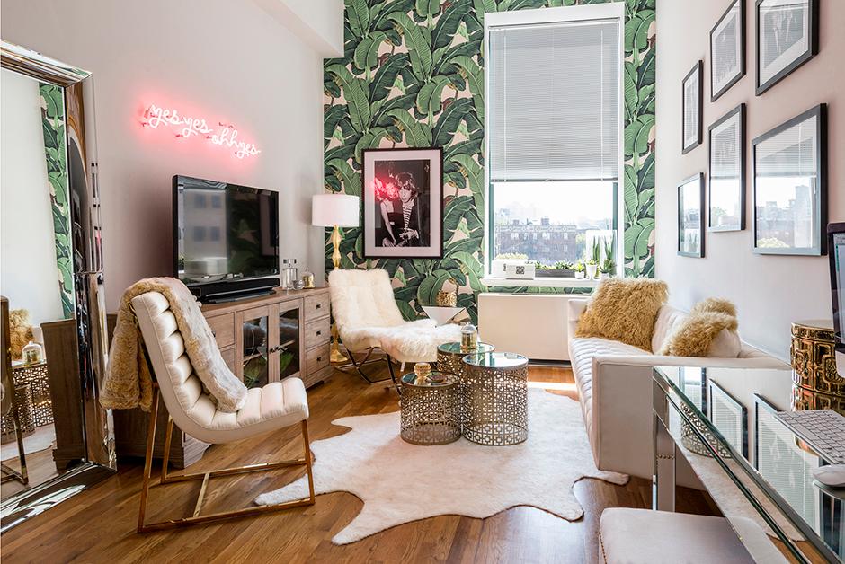 Danielle Bernstein home