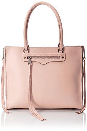 Rebecca-Minkoff-Regan-Blush-Pink-Tote-Bag